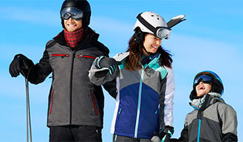 Aldi ski gear for the whole family