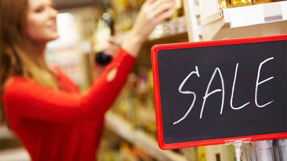 sales benefit shoppers essay Healthy food trends drive new products these healthy foods and drinks are on track to hit $1 trillion in sales by these shoppers will certainly.
