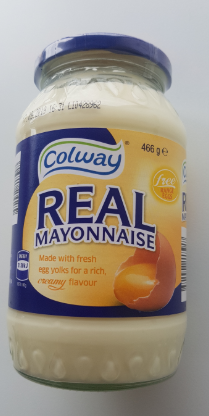 Colway Real Mayonnaise