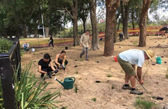 choice staff at cooks river