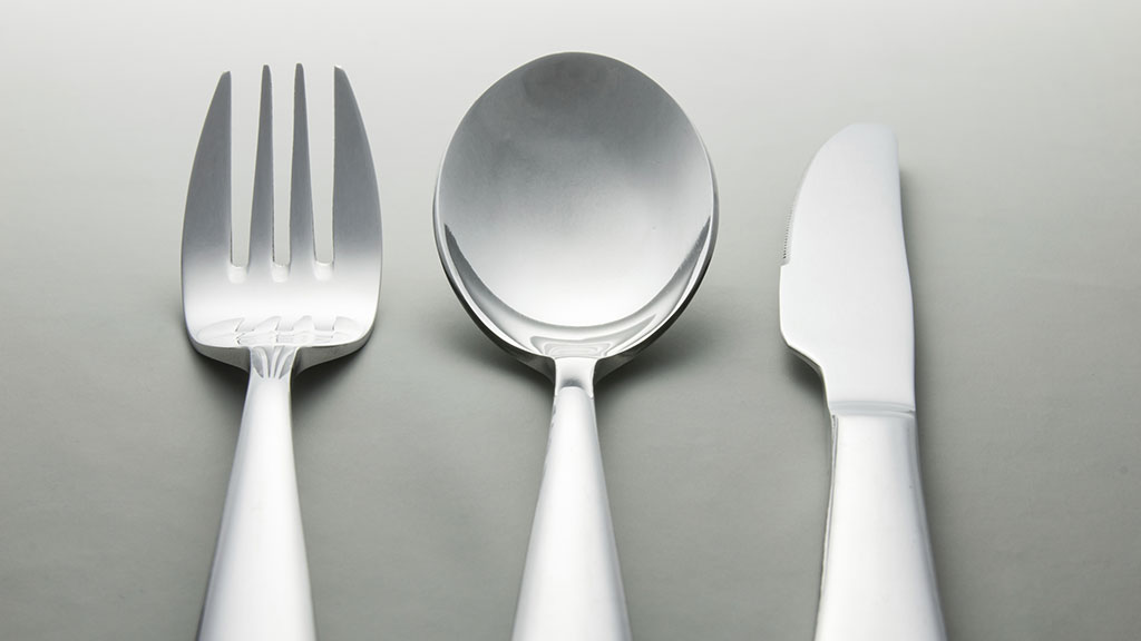 How do you avoid rust on your stainless-steel cutlery? & Rust spots on cutlery from dishwasher