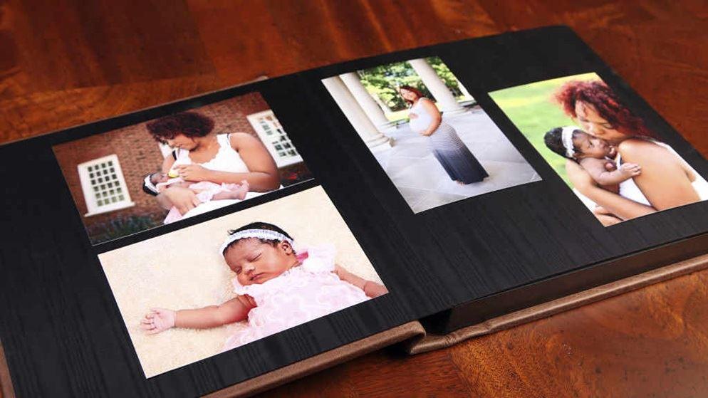 Book Cover Using Photo ~ Choosing a photo book service choice
