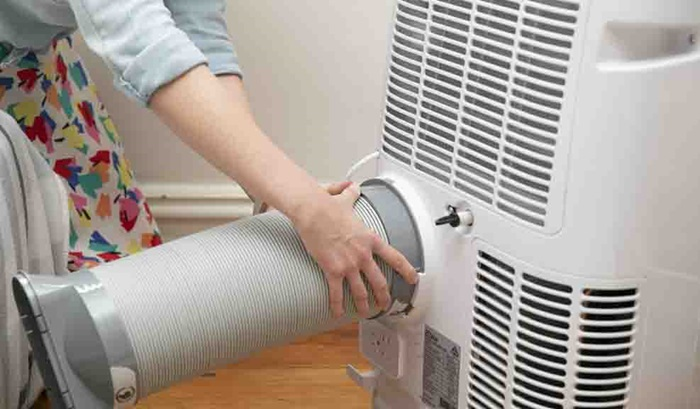 How to install a portable air conditioner - CHOICE