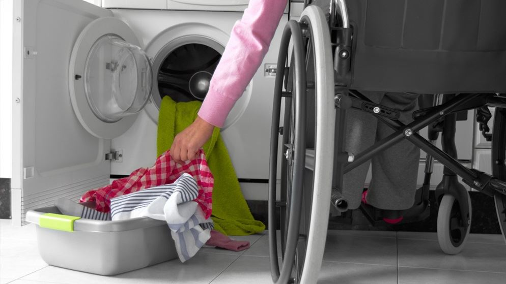 washers accessibility lead