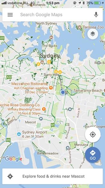 Google Maps, Apple Maps and Waze compared - CHOICE