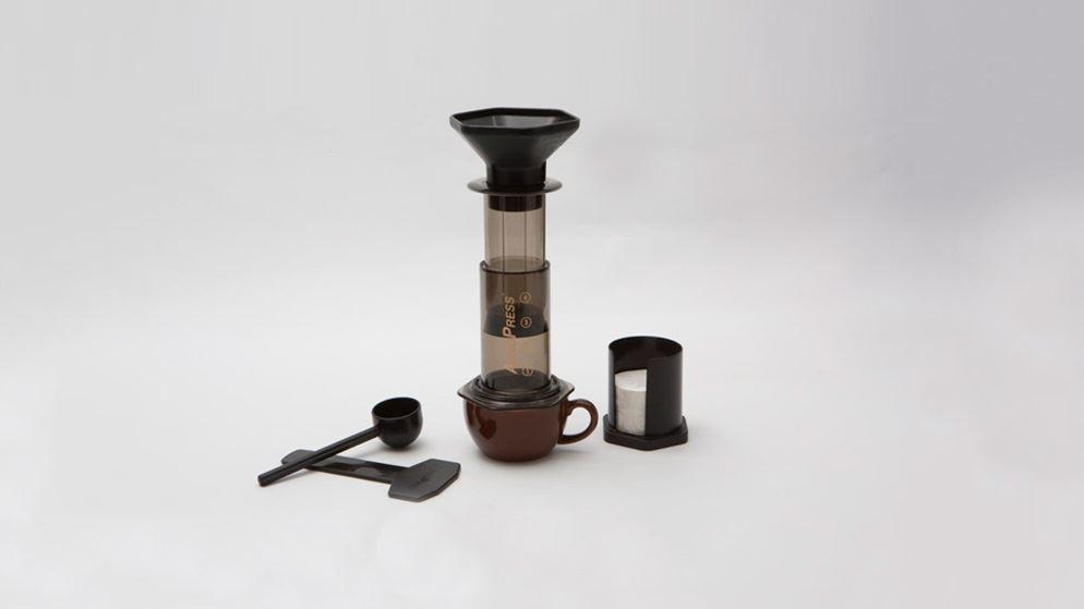 Aeropress Coffee Maker Test : Aeropress review and test - Coffee machines