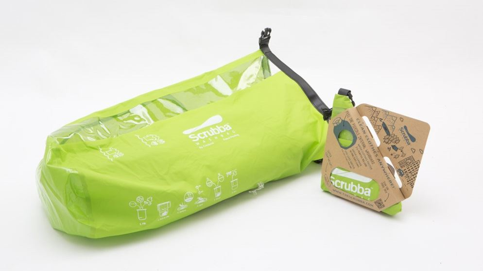 Scrubba Wash Bag Review Laundry And Cleaning