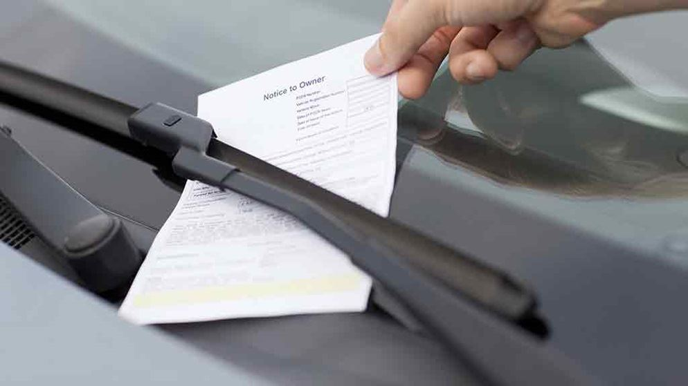how to cancel parking ticket notice canberra