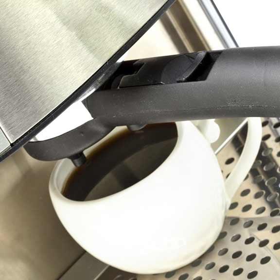 buying coffee machine