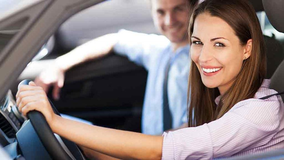 How To Rent A Car For Drivers Test