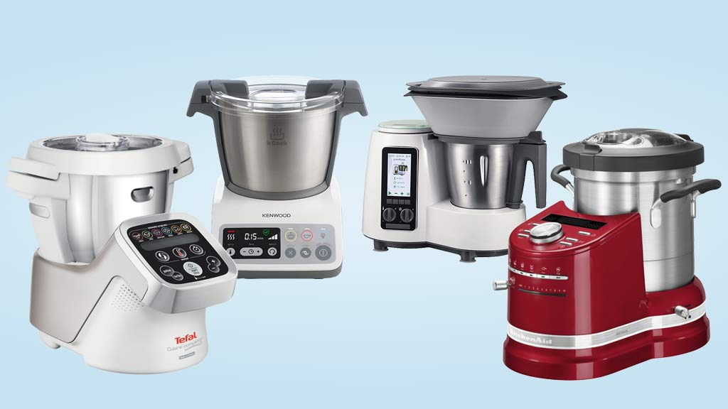 The New All In One Kitchen Machines   CHOICE