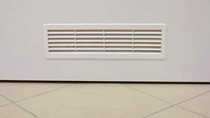 ducted reverse air conditioner air vent