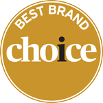 CHOICE Best Brand logo