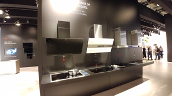 cooktops at the 2017 IFA