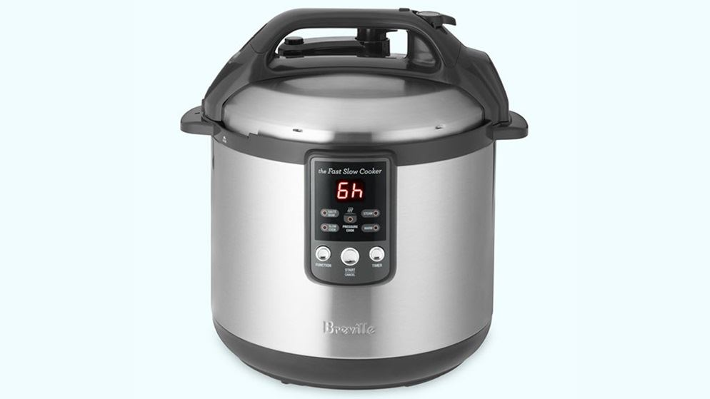 Breville Fast Slow Cooker Review Kitchen