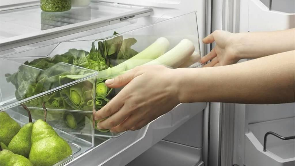 Storing Fruit And Vegetables Choice