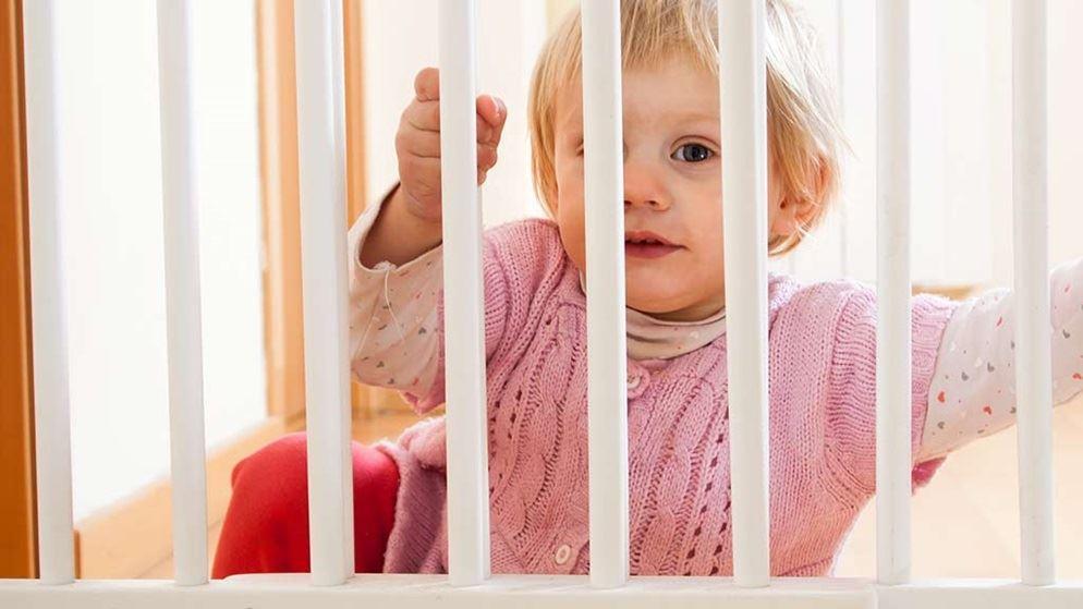 how we test safety gates. Black Bedroom Furniture Sets. Home Design Ideas
