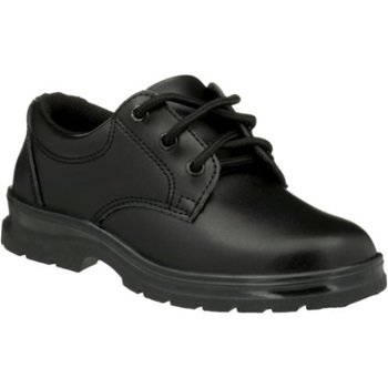 Grosby  leather lace-up boys shoes