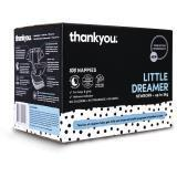 Thankyou little dreamer nappies large