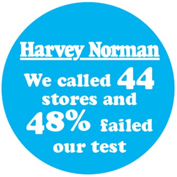 Harvey Norman result