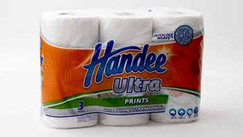 Handee Ultra paper towels