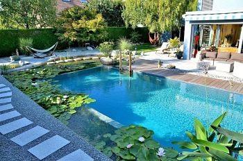 Swimming Pools That Mimic Nature