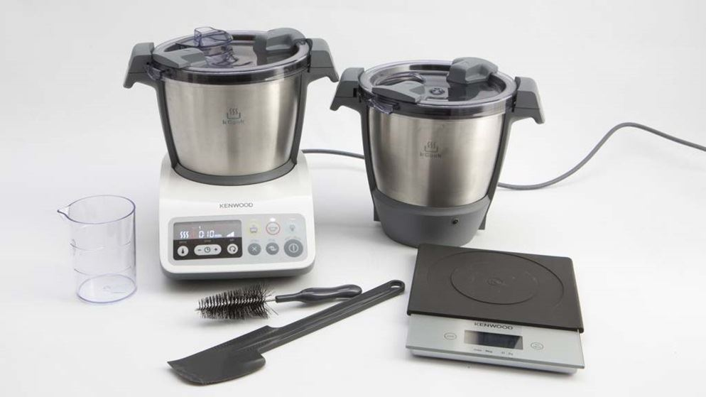 Kenwood kcook ccc201wh food processor and cooker review for Kenwood kcook vs bimby