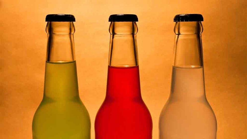 Alcopops - the dangers of sweet alcoholic drinks - CHOICE