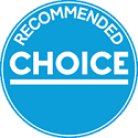 Choice recommended generic logo