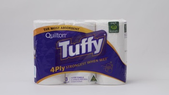 Quilton Tuffy paper towel