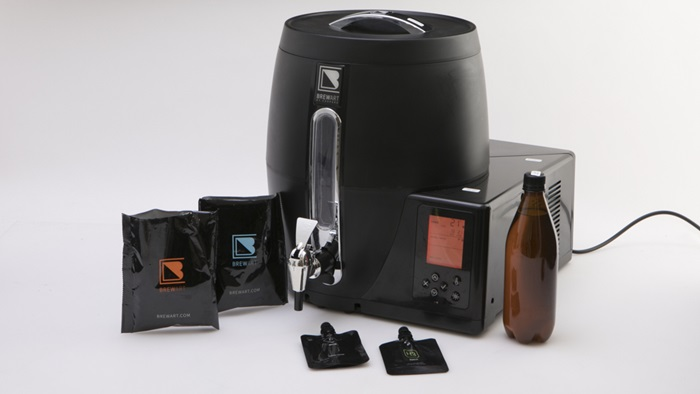 Beerdroid automated brewing system