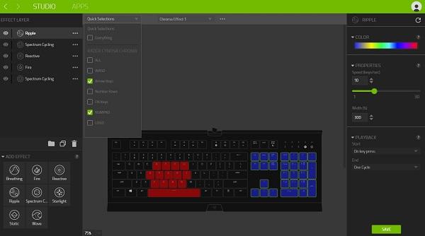 Razer Cynosa Chroma keyboard review - CHOICE
