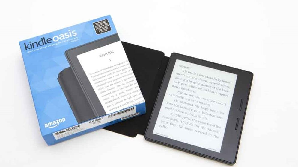 amazon kindle oasis e reader review   choice