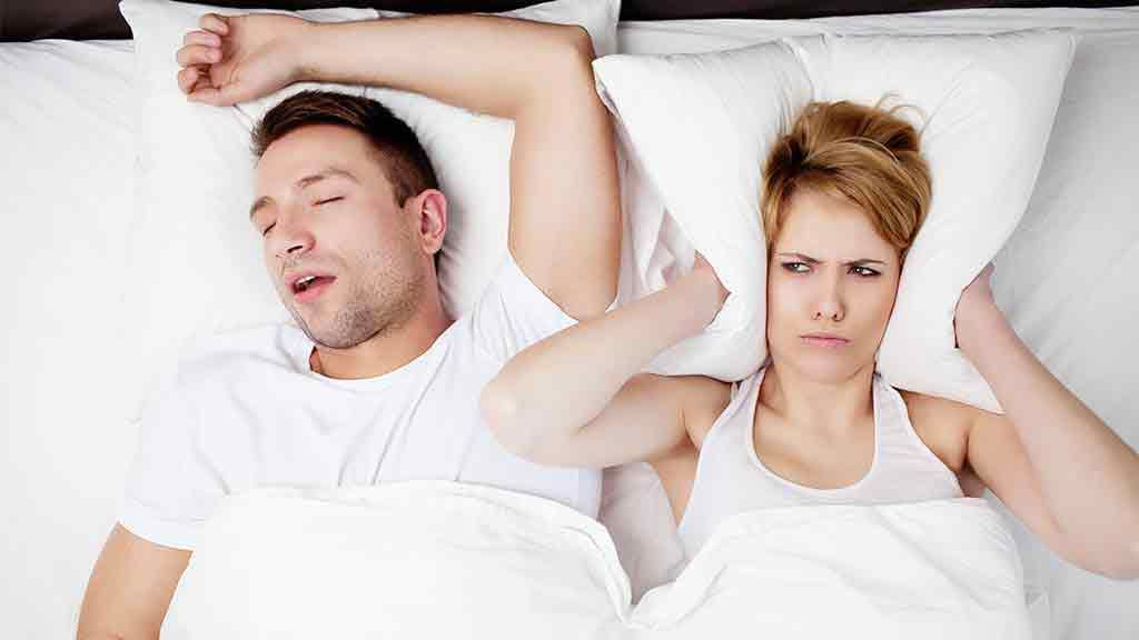 antisnoring pillows nasal strips and sprays may not bring the peace you crave