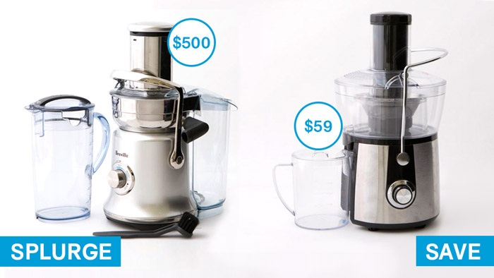 splurge and save_juicers