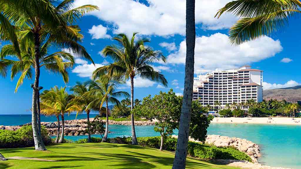 timesharing resort in honolulu