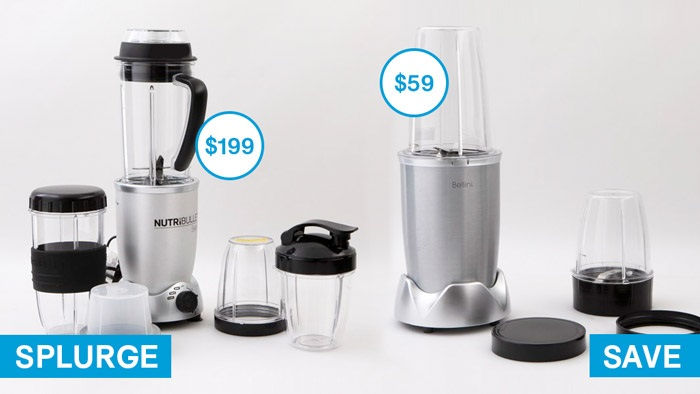 splurge and save_bullet blenders