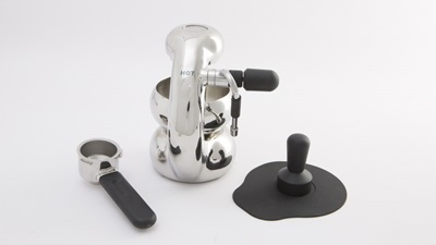Kitchen Living Coffee Maker Reviews : The Little Guy home espresso maker review