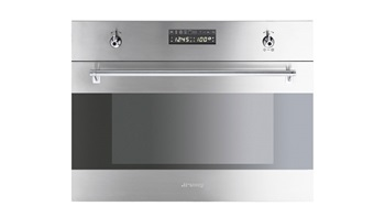 Smeg's steam oven is difficult to use but costs a cool $4490.
