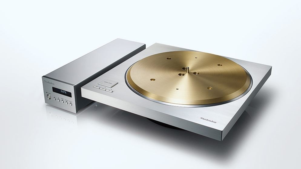 technics direct drive turntable