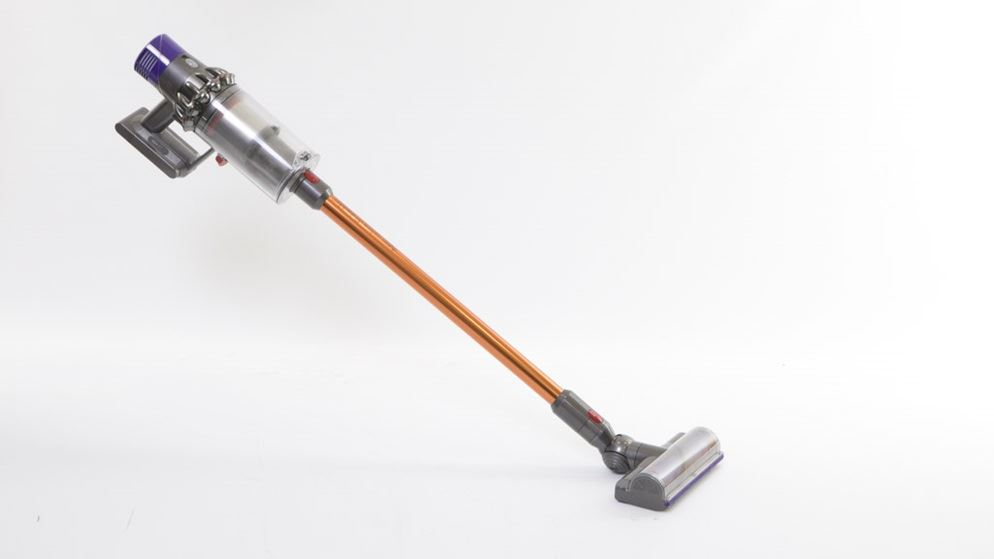 how to clean a dyson stick filter