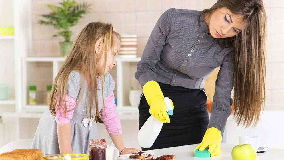 Dishwasher And Laundry Detergents Children And Safety