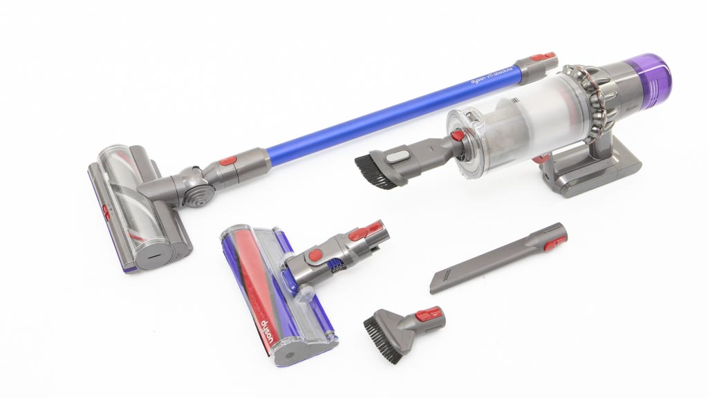 Dyson V11 and accessories