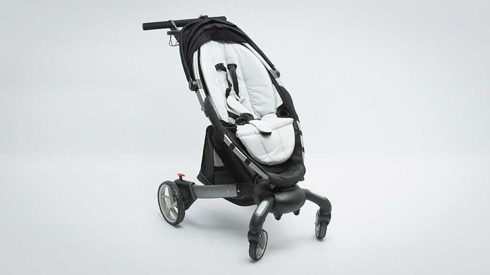 4moms origami stroller review and video