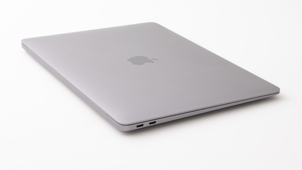 Apple MacBook Air closed