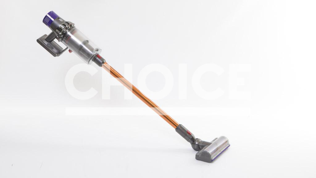 Dyson Cyclone V10 stick vacuum review - CHOICE