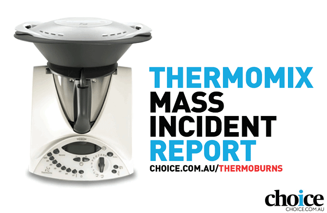 Thermomix mass incident report
