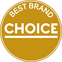 Choice Best Brand generic logo
