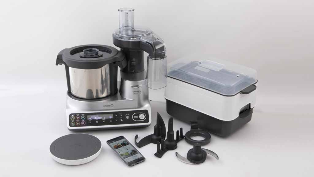 Kenwood Kcook Multi Smart Vs Thermomix Choice