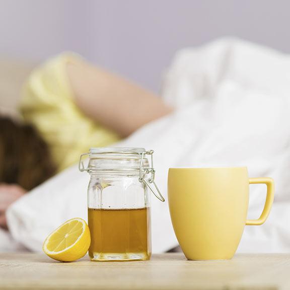 how to stop post nasal drip cough at night
